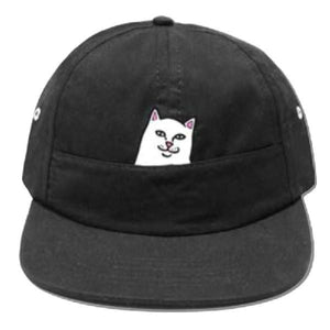 RipNDip 6 Panel Hat Mens Hats Black | Sneakers Plus