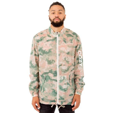 Team Cozy Covent Mens Jacket Camo | Sneakers Plus