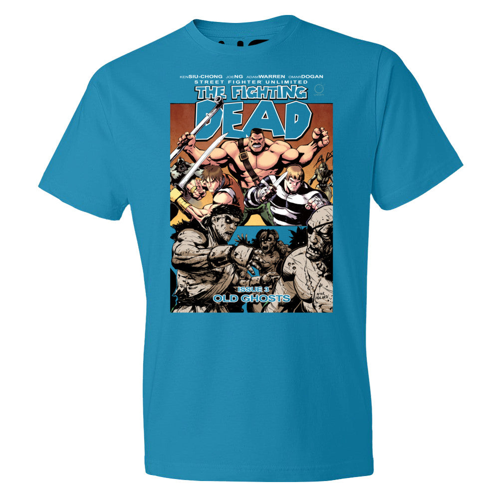 The Fighting Dead Street Fighter Shirt