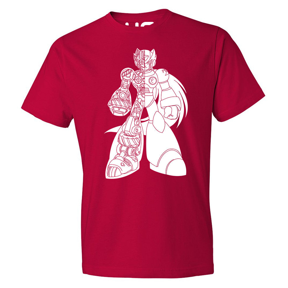Megaman X: Zero Blueprint - Megaman Legacy Collection T-Shirt