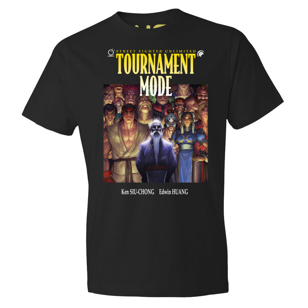 Tournament Mode Street Fighter Shirt  UdonCollectibles