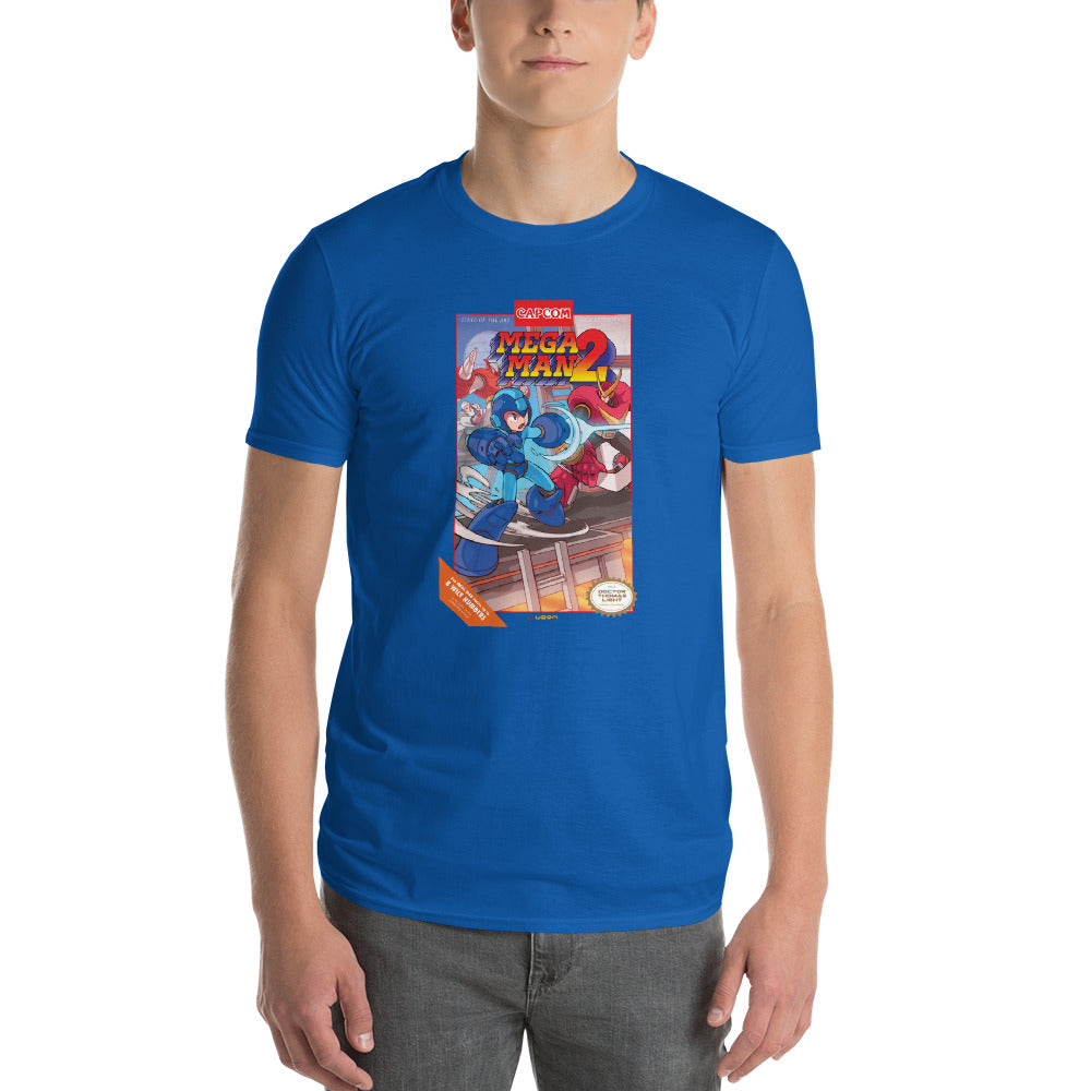 MEGA MAN MASTERMIX Issue 2 Edwin Huang Cover Art Men's Shirt Shirt UdonCollectibles