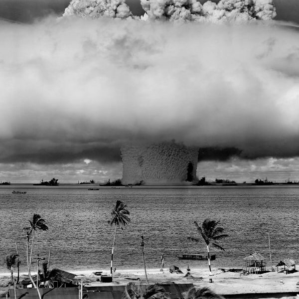 Would You Survive a Nuclear Bomb?
