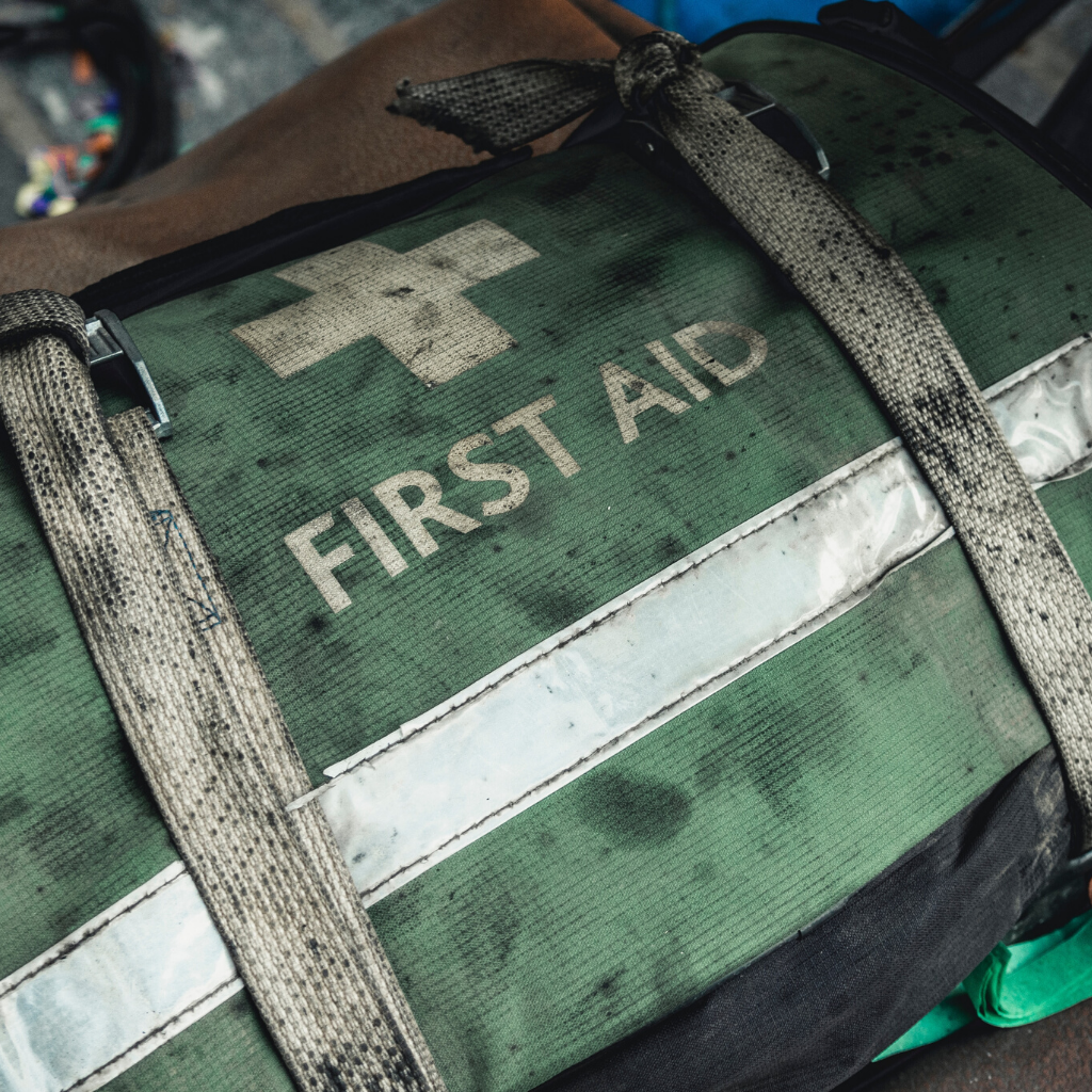 First Aid Equipment for Survival