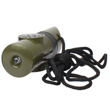 Load image into Gallery viewer, 7-in-1 Mini Survival Whistle - Survival Cat