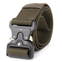 Load image into Gallery viewer, SC-TB1 Heavy Duty Tactical Utility Belt w/ Metal Buckle - Survival Cat