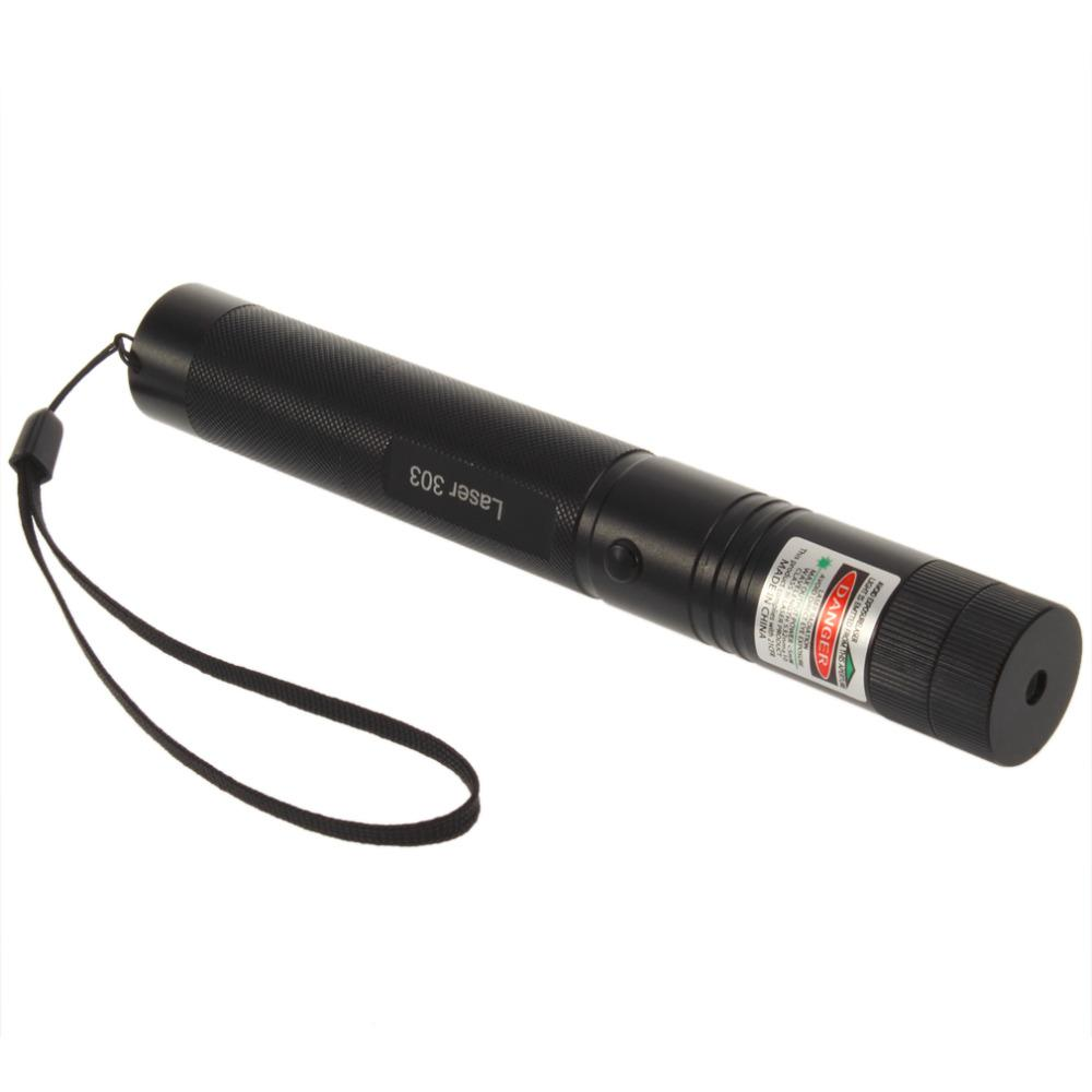 Colada™  High Powered Green Military-Grade Laser Pointer - Survival Cat