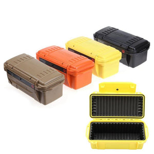 Compact Dry Storage Waterproof/ShockProof EDC Tool Box - Survival Cat