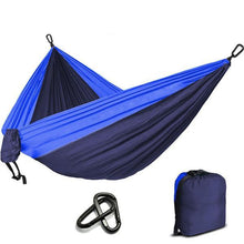 Load image into Gallery viewer, Portable & Lightweight Backpacking Parachute Hammock - Survival Cat