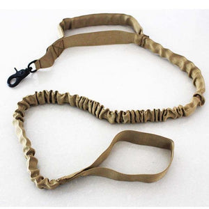 Tactical Dog Bungee Training Leash - Survival Cat