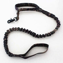 Load image into Gallery viewer, Tactical Dog Bungee Training Leash - Survival Cat
