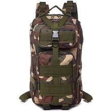 Tactical Military Style Outdoor 30L Waterproof Rucksack/Backpack - Survival Cat