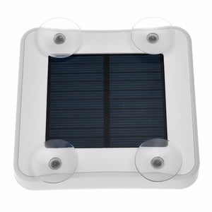 Portable Solar USB 1800mAH Power Bank with Window Suction Cups - Survival Cat