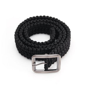 Paracord EDC Survival Belt - Survival Cat