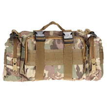 Load image into Gallery viewer, SC-M1 Small Military Style Messenger Bag - Survival Cat