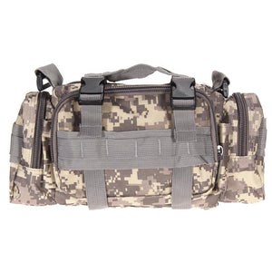SC-M1 Small Military Style Messenger Bag - Survival Cat