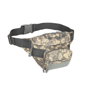 SC-FP1 Military Style Waist Pack/Pouch - Survival Cat