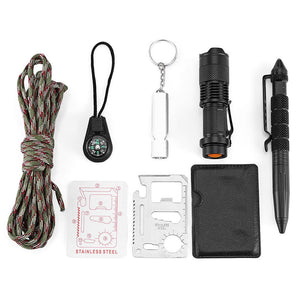 Safety & Survival - Survival Cat Everyday Carry Kit