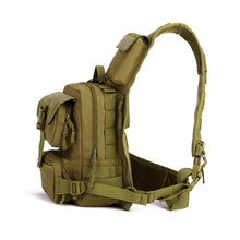 Load image into Gallery viewer, SC-X11 Waterproof Outdoor Military Style Shoulder Sling Backpack - Survival Cat