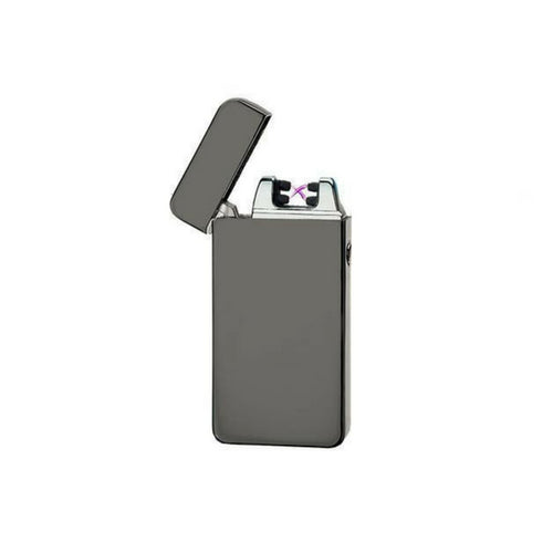 Tesla USB Rechargeable Double Arc Lighter - Survival Cat