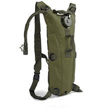 Load image into Gallery viewer, SC-HP1 Hydration Backpack with 3L Bladder/Reservoir System (Leak Proof, TPU, and BPA-Free) - Survival Cat
