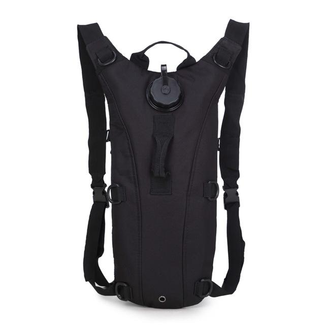 SC-HP1 Hydration Backpack with 3L Bladder/Reservoir System (Leak Proof, TPU, and BPA-Free) - Survival Cat