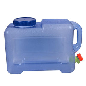 Water Storage Container with Spigot - Survival Cat