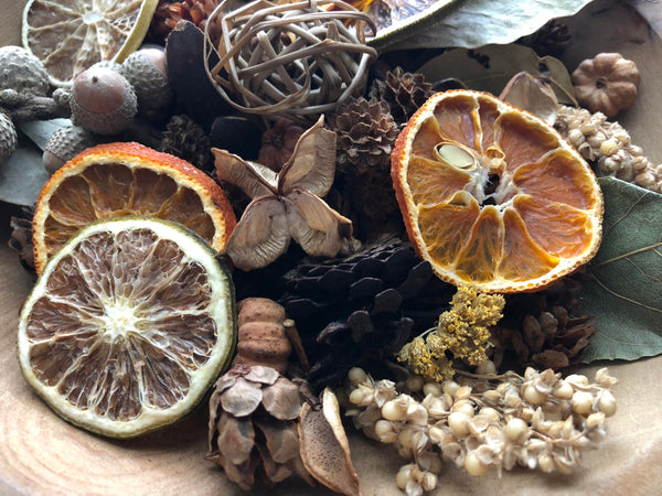 Our Guest Room scented potpourri