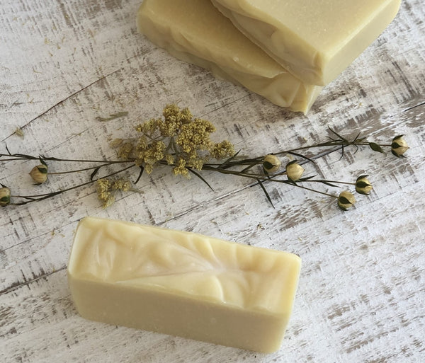 Lemon Cake essential oil soap