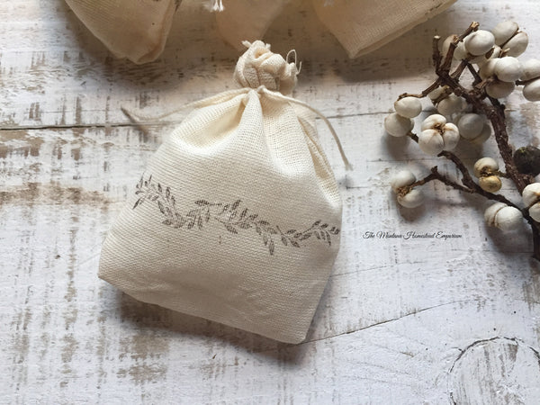 handmade drawer sachets