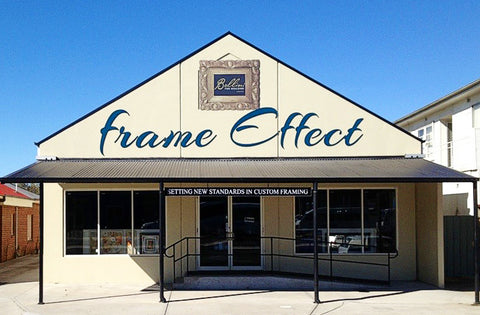 Frame Effect | Bathurst & Orange NSW | Custom Framing and Art