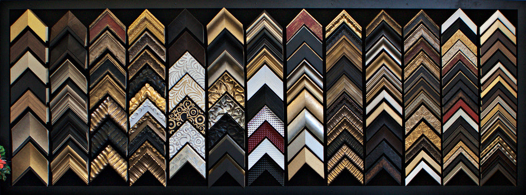 Frame Effect | Bellini Fine Moulding | Framing Choices
