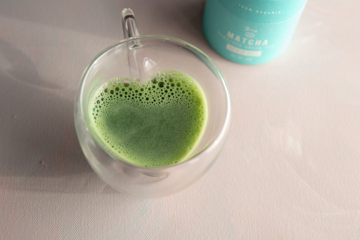 Why you should drink matcha & how caffeine levels differ to coffee
