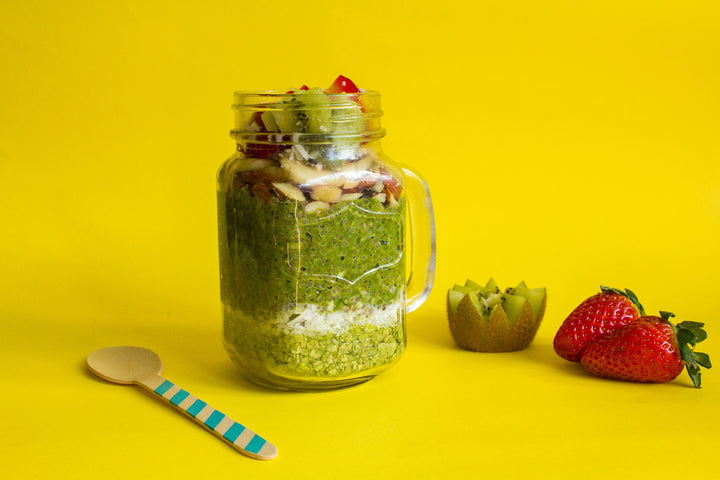 Thea's Chia Pudding Jar