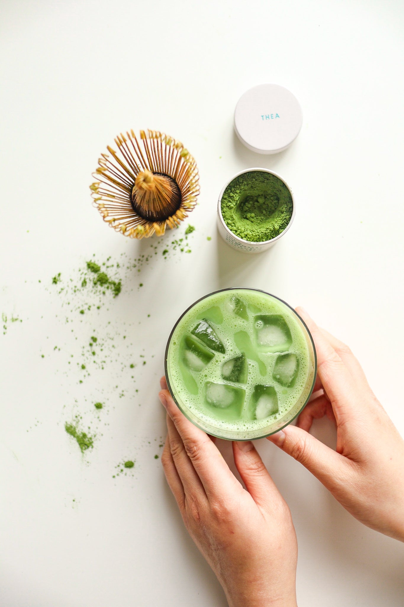organic matcha powder nz