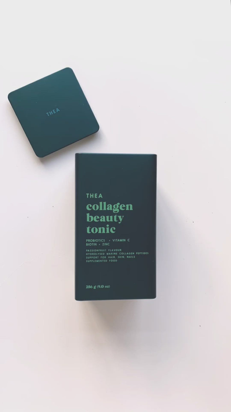 Marine Collagen Beauty Tonic Powder - Passionfruit