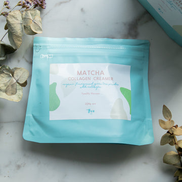 Matcha Collagen Creamer - Limited Edition