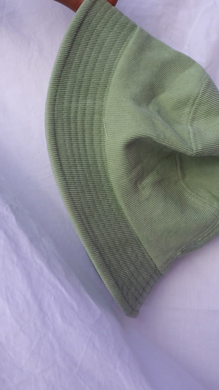 Matcha Latte Bucket Hat