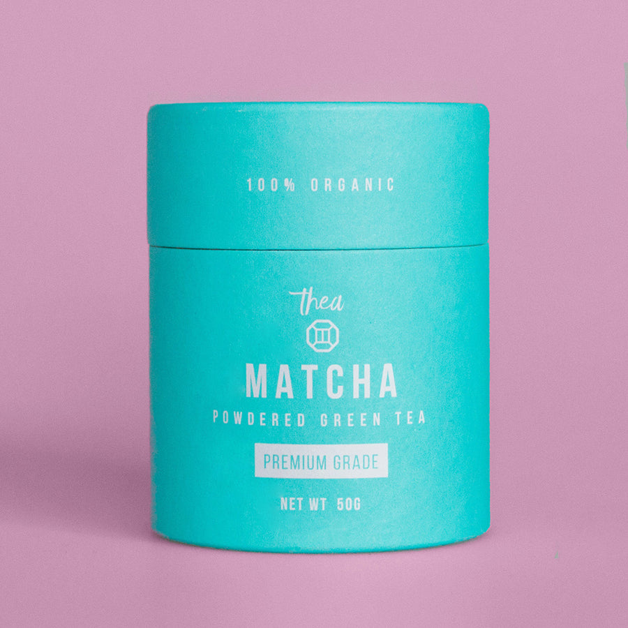 *old packaging* Premium Grade Organic Matcha Powder - Thea Matcha