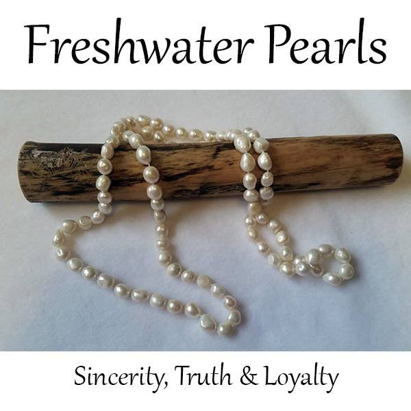 What are Freshwater Pearls?