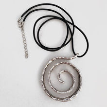 Spiral Maze Statement Necklace - The Pearl & Stone Jewelry