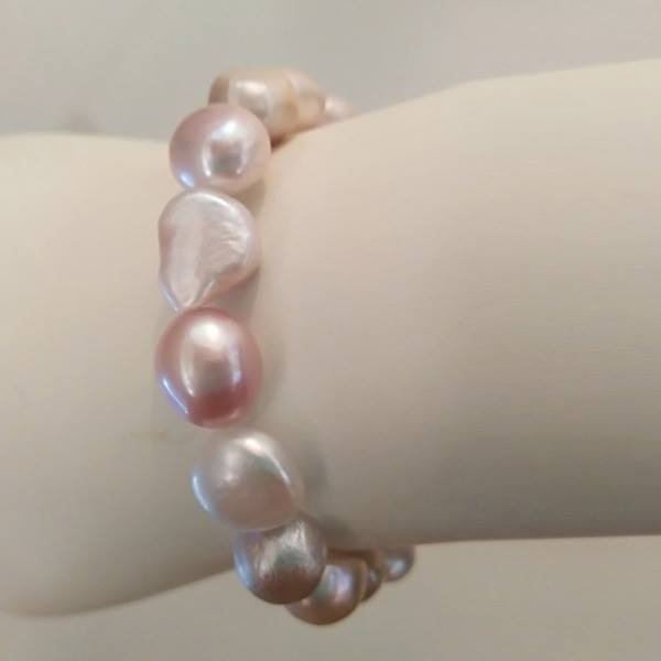 Freshwater Pearl Bracelet - The Pearl & Stone Jewelry