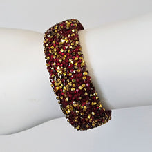 'Sparkle & Bling' Cuff Bracelet - The Pearl & Stone Jewelry