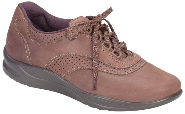 Walk Easy - Chocolate Nubuck
