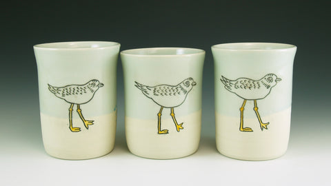 Snowy plover cup