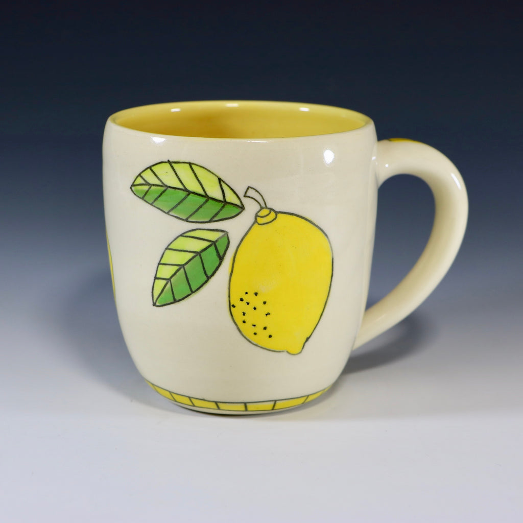 Lemon toddy mug - 1