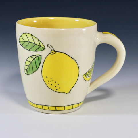 Lemon toddy mug - 2