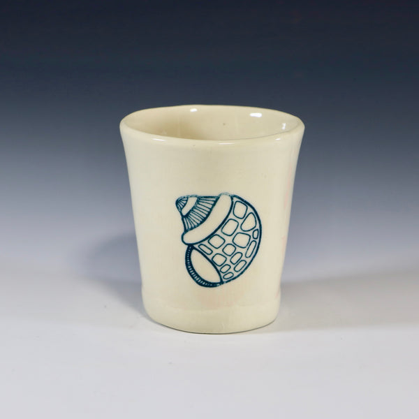 Snowy plover cup - shot 2