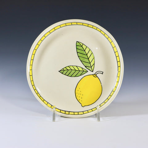 Lemon cookie plate - 1