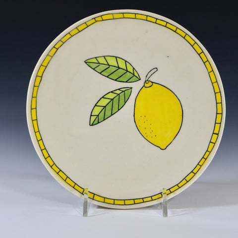 Lemon cookie plate - 2